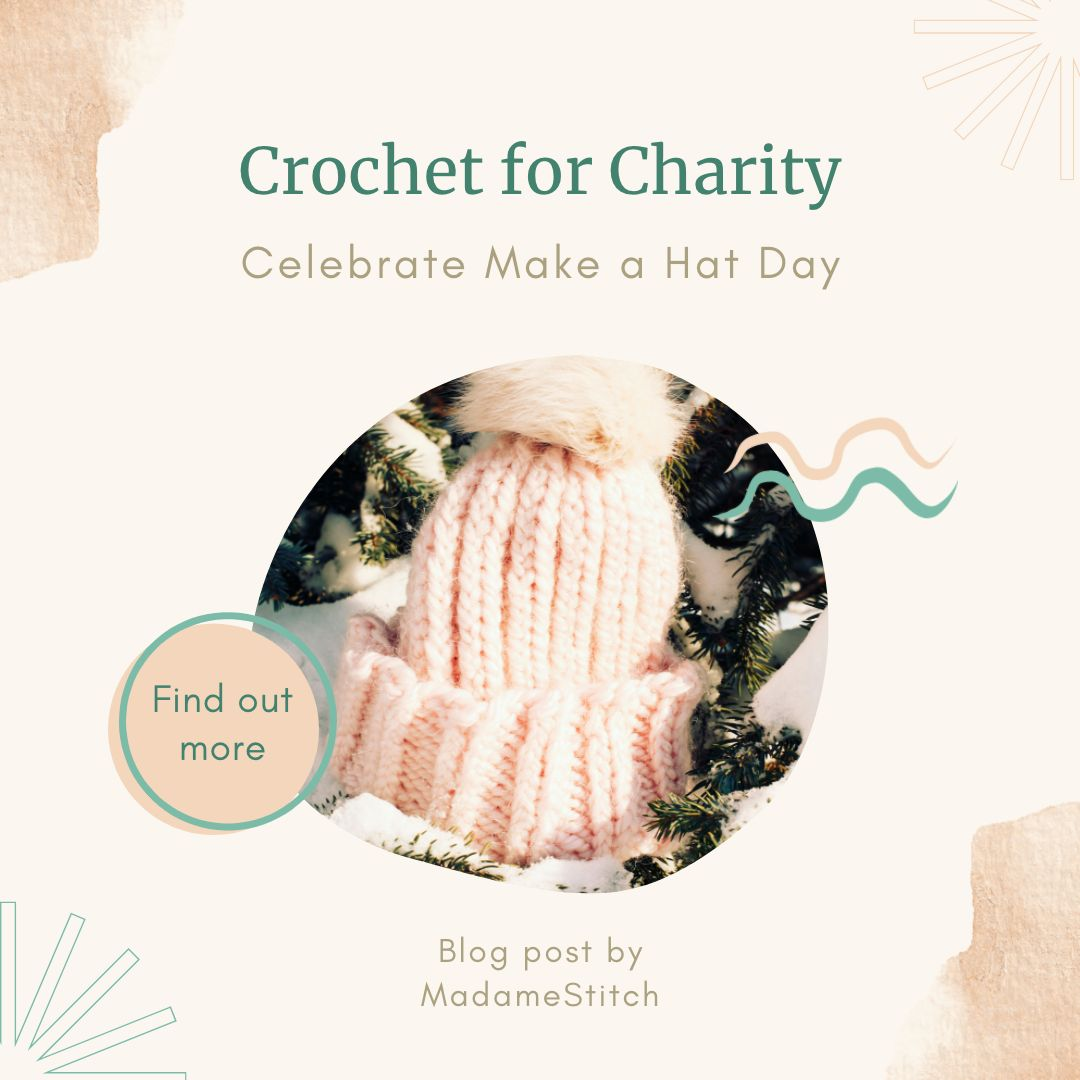 Helping Others | Crochet for Charity via @madamestitch