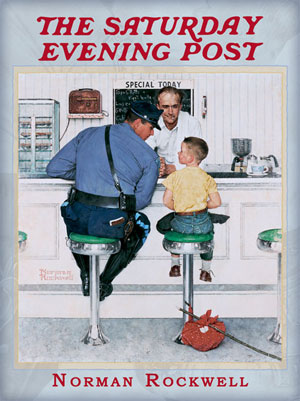 Image result for saturday evening post