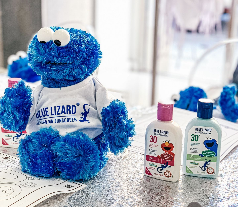 Blue Lizard Mineral Sunscreen Laura Navarrete