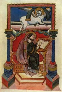 Stanza 10 Luke The Evangelist Fulda Master C840