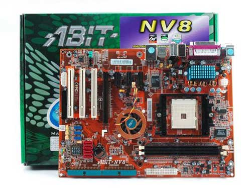 Abit NV8 1.3 Treiber Windows XP