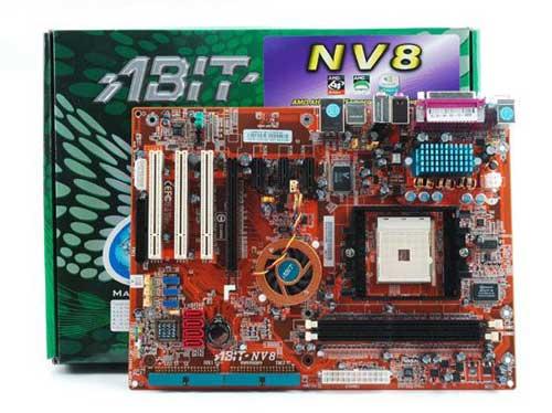 Abit NV8 1.4 Windows 8 X64