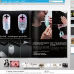 Sitio que reúne lo mejor de los Magazines al rededor del mundo