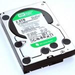 WD lanza el primer disco duro de 2TB