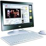 BenQ nScreen i91 basado en AMD Yukon