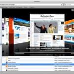 Nuevo Safari 4 beta para Mac + PC