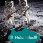 Astronautas en Youtube y Twitter…