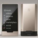 Microsoft revela su nuevo Zune HD