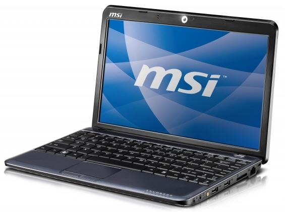 MSI Wind12 U200 Notebook Bluetooth Vista