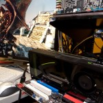 [Foto] NVIDIA GF100 (Fermi) Funcionando!