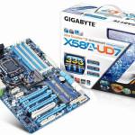 Gigabyte GA-X58A-UD7 y Gigabyte GA-P55A-UD7