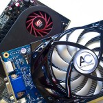 Review ATI Radeon HD 5670 (Redwood) versus ECS Geforce GT 240 Silent