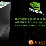CES2010: Thermaltake presentará Element V Nvidia Edition