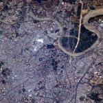 Astronauta twittero envía asombrosas fotos desde el espacio