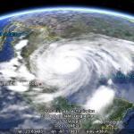Google Earth ahora proporciona datos climáticos en tiempo real