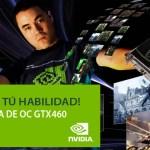 Toda Latinoamérica overclockeará con la competencia de OC NVIDIA GTX 460