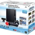 Sony revela 2 nuevos modelos de la PS3 con discos de 160GB y 320GB