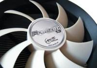 Review Arctic Cooling Freezer 13