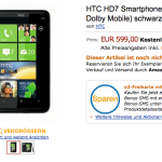 Ya aparecen los primeros terminales Windows Phone 7 en Amazon