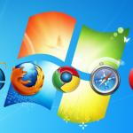 Google Chrome sigue liderando el desempeño en los browsers para Windows 7
