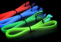 Review Express: Cables SATA UV Reactivos VIZO