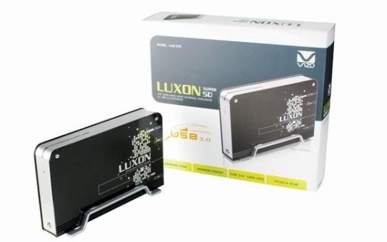Review Vizo Luxon Super SD, USB 3.0