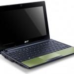 Acer Aspire One, netbook basado en AMD Fusion