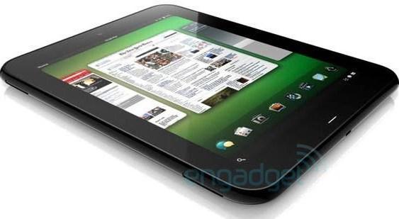 La tablet de HP con WebOS se filtra en algunos renders