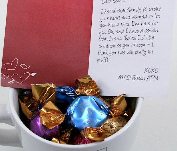 [Humor] El regalo de AMD para Intel en el día de San Valentín