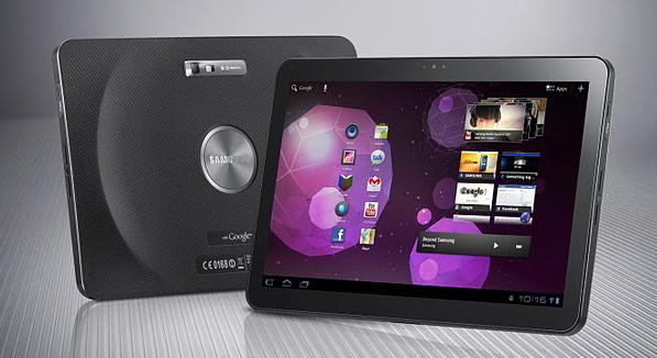 Samsung anuncia Galaxy Tab 10.1 con Tegra 2 y Android 3.0