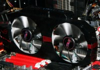 CeBIT11: ASUS ROG MATRIX GTX 580 Platinum