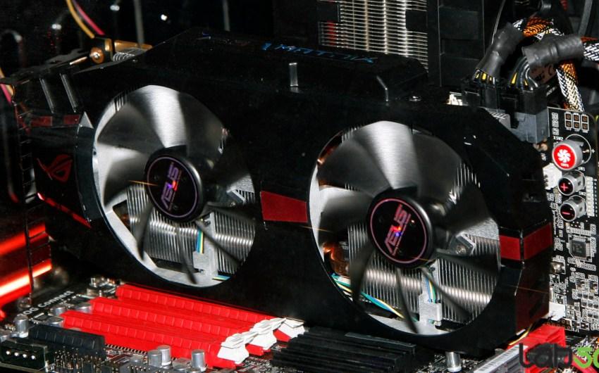 CeBIT11: ASUS ROG MATRIX GTX 580 Platinum