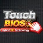 "Gigabyte ""Touch BIOS"" demostrada en video"