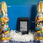 Encuentra el N8 que nos robó el Conejo de Pascua y llévatelo a casa!