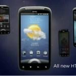 Primeros videos del HTC Sensation