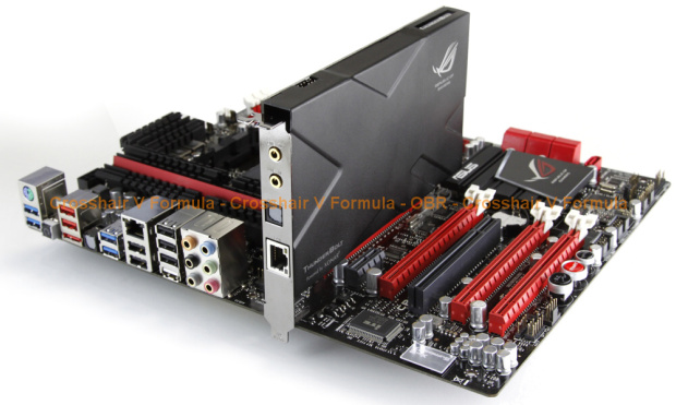 Asus Crosshair V Formula/ThunderBolt Windows 8