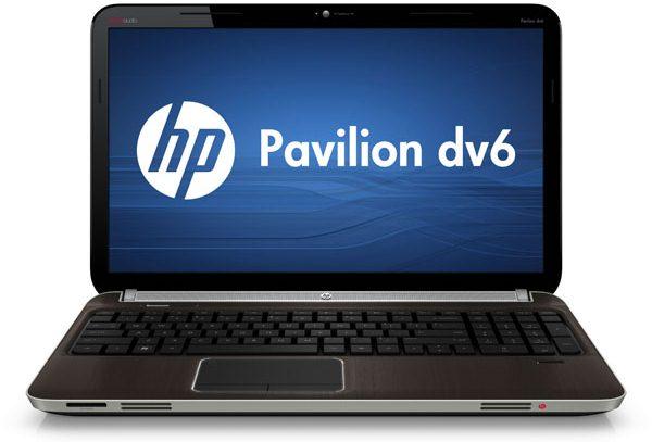 HP Pavilion DV6-6110SG con APU Quad-Core AMD A6-3410MX
