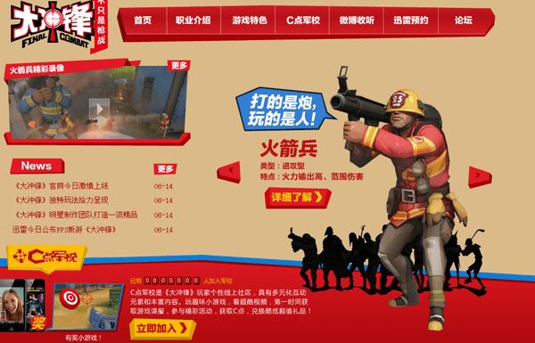 Final Combat, el Team Fortress Chino