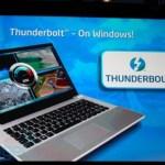 IDF11: Thunderbolt también llegará a los PC