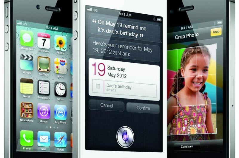 Apple anuncia oficialmente el iPhone 4S