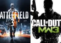 Hoy comienza la guerra entre Battlefield 3 y Call of Duty: Modern Warfare 3