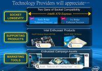 Placas X79 para Sandy Bridge-E serán compatibles con Ivy Bridge-E