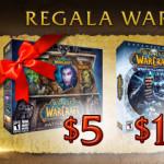 ¡World of Warcraft y sus ofertas navideñas!