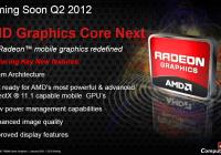 CES2012: AMD Graphics Core Next llega a los portátiles el Q2 2012