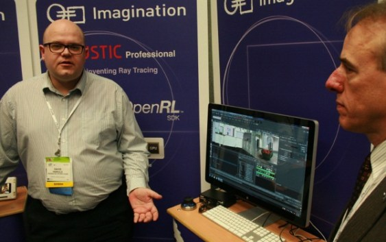 Imagination Technologies prepara su regreso al mercado de GPU discretas