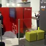 CES2012: Sensores de movimiento: Adiós al control remoto?
