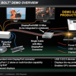 CES2012: AMD Lightning Bolt, dicen la alternativa económica de Thunderbolt