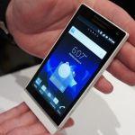 Primeras Impresiones: Sony Xperia S