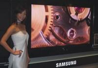 Samsung separará su unidad de negocios de pantallas de cristal líquido (LCD)