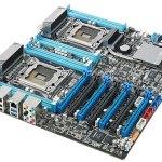 CeBIT 2012: ASUS también lanza su Z9PE-D8 WS dual socket LGA-2011